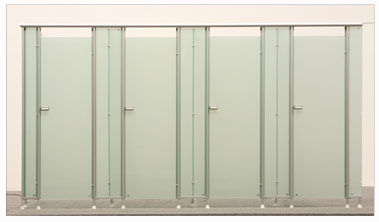 Toilet Cubicle System